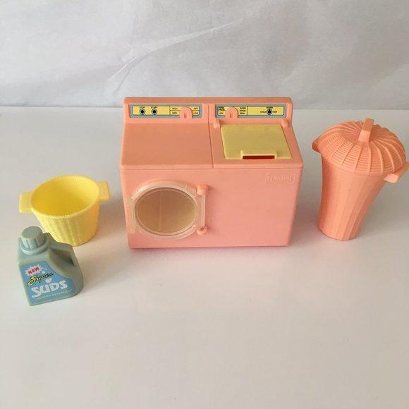 VTG Playskool Dollhouse Laundry Center